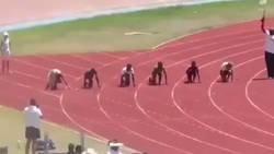 Enlace a En la vida sé como este corredor, que tropezó y terminó dando vuelta al resultado