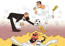Enlace a Benzema al fin puede ser el delantero que siempre quiso, por @goalglobal