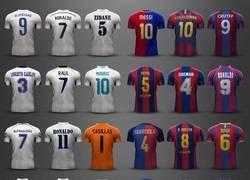 Enlace a ¿Qué camiseta es la más icónica de los Clásicos? Por @emiliosansolini