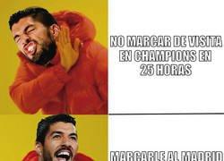 Enlace a Suárez tiene preferencias