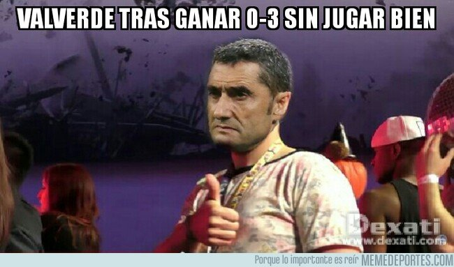 1065957 - Valverde contento porque ha ganado e Iván ha jugado