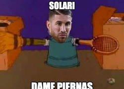 Enlace a Ramos en el Clásico