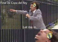 Enlace a El Real Madrid se queda a las puertas