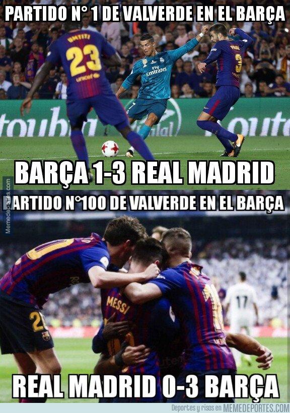 1066024 - Hay una ligera mejora en el Barça de Valverde