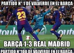 Enlace a Hay una ligera mejora en el Barça de Valverde