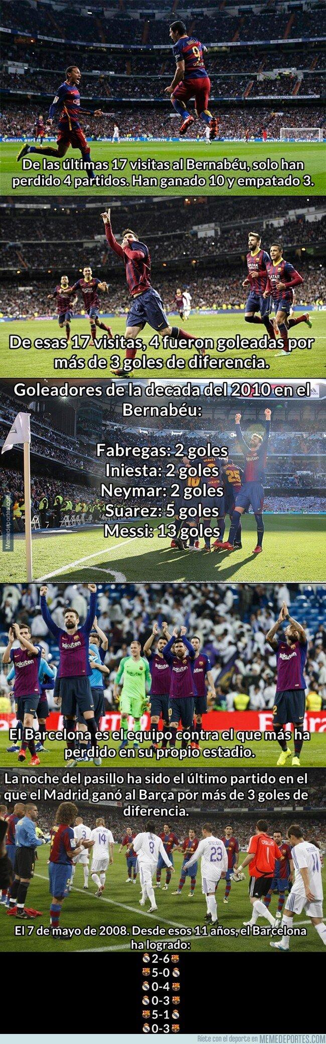 1066151 - La hegemonía del Barça en el Bernabéu