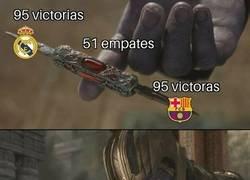 Enlace a El Barça puede adelantar al Real Madrid 87 años después. Vía @alexdemadariaga