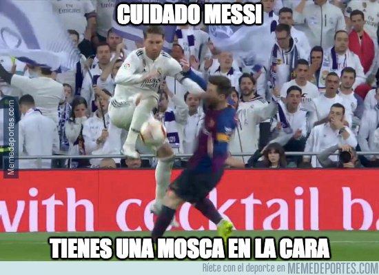 1066352 - Regalito de Ramos para Messi