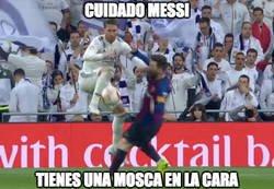 Enlace a Regalito de Ramos para Messi