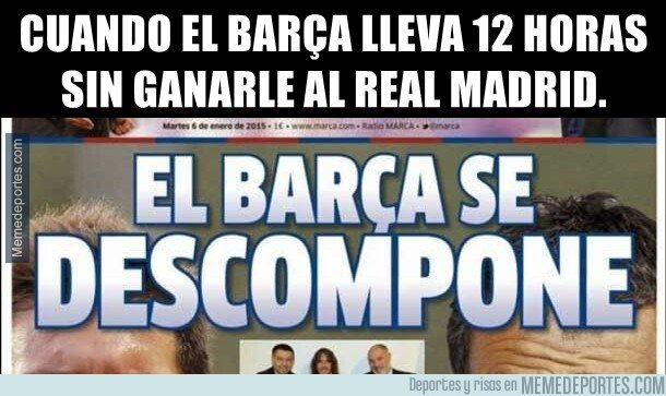1066391 - ¡Crisis en el Barça!
