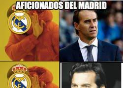 Enlace a Aficionados del Madrid