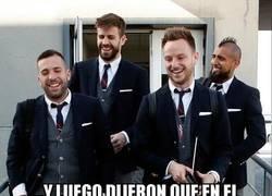 Enlace a Otro dia más en el Bernabéu