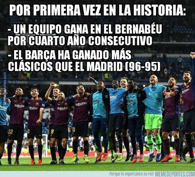 1066452 - Victoria histórica del Barça en el Bernabéu