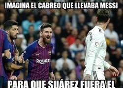 Enlace a ¡Menudo cabreo de Messi!