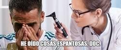 Enlace a Carvajal tras la agresión de Ramos a Messi...