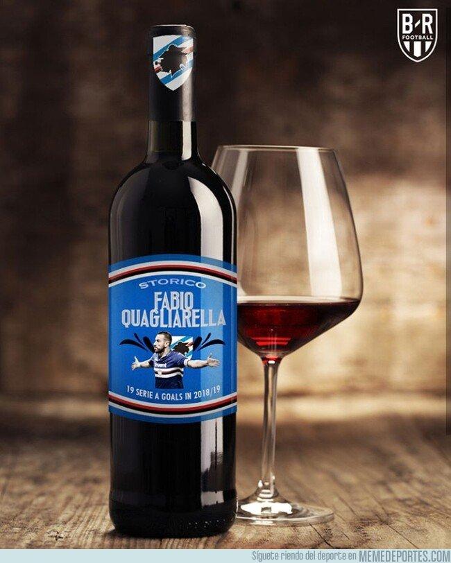 1066543 - Quagliarella, capocannoniere con 36 años, mejora con los años como el buen vino, por @brfootball