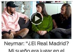 Enlace a Las declaraciones de Neymar que harán daño en Madrid