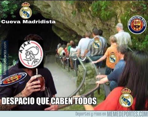 1066737 - El Madrid a la cueva con su nadaplete