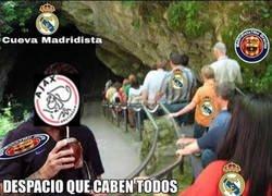 Enlace a El Madrid a la cueva con su nadaplete