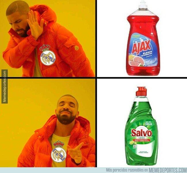 1066744 - Ya saben quee jabón usar en el Madrid