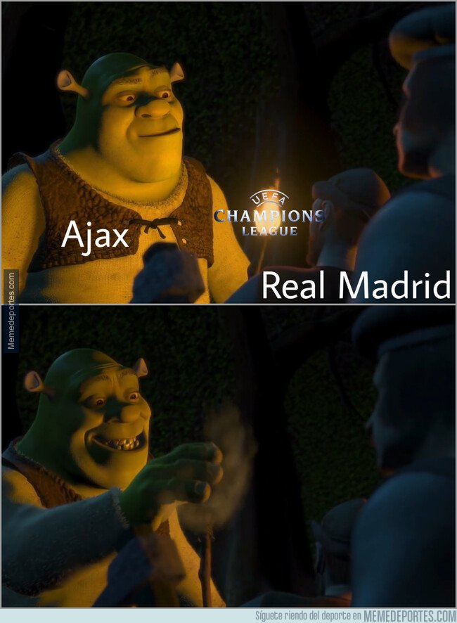 1066987 - El Ajax apagó la última llama del Real Madrid