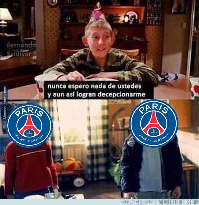 1067183 - El PSG cada Champions...