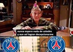 Enlace a El PSG cada Champions...