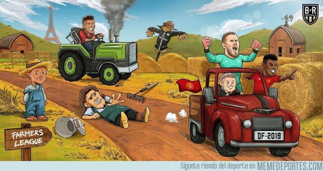 1067218 - El PSG puede volver a su liga de granjeros, por @brfootball