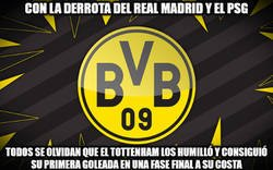 Enlace a El Borussia también merece bullying