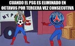 Enlace a PSG es a la Champions, lo que México es al mundial