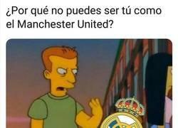 Enlace a Los Simpson también predijeron la eliminación del Madrid