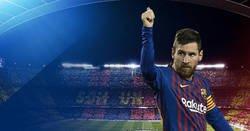 Enlace a Así es la impresionante habitación de Leo Messi que recrea el Camp Nou