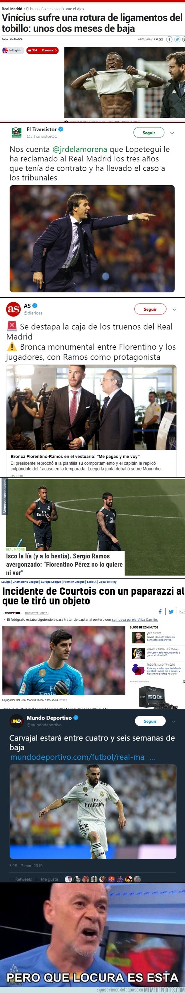 1067296 - Pero bueno, ¿qué pasa en el Madrid?