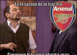 Enlace a El Arsenal tras perder 3-1 contra el Rennes