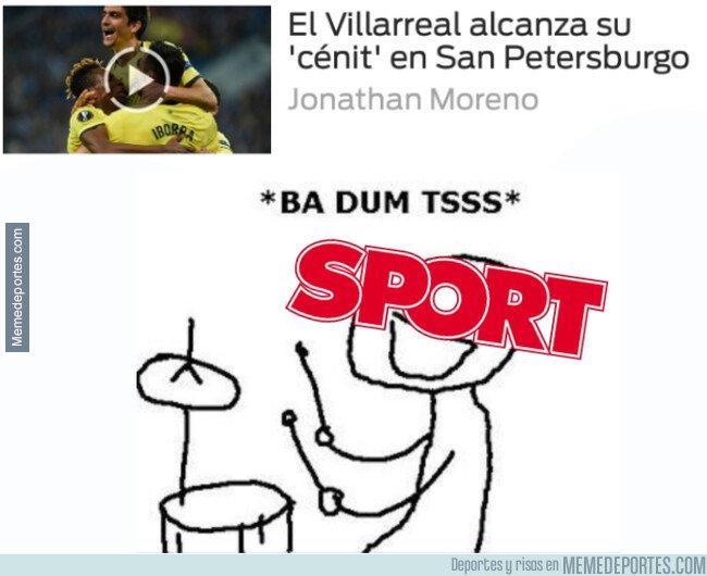 1067336 - Sport alcanza el 'cénit' del humor