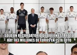 Enlace a Los fichajes del Madrid me dan... curiosidad