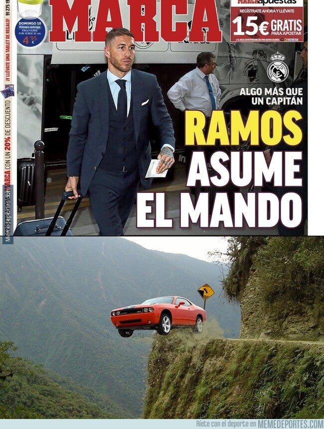 1067396 - El mando de Ramos