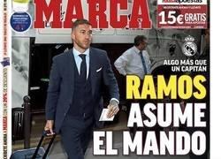 Enlace a El mando de Ramos