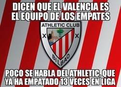 Enlace a El Athletic también va de empate en empate