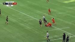 Enlace a HISTÓRICO España venció por primera vez a los All Blacks en el Seven Series de Canada
