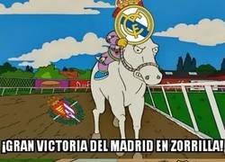Enlace a El buen resultado del Madrid llegó tarde