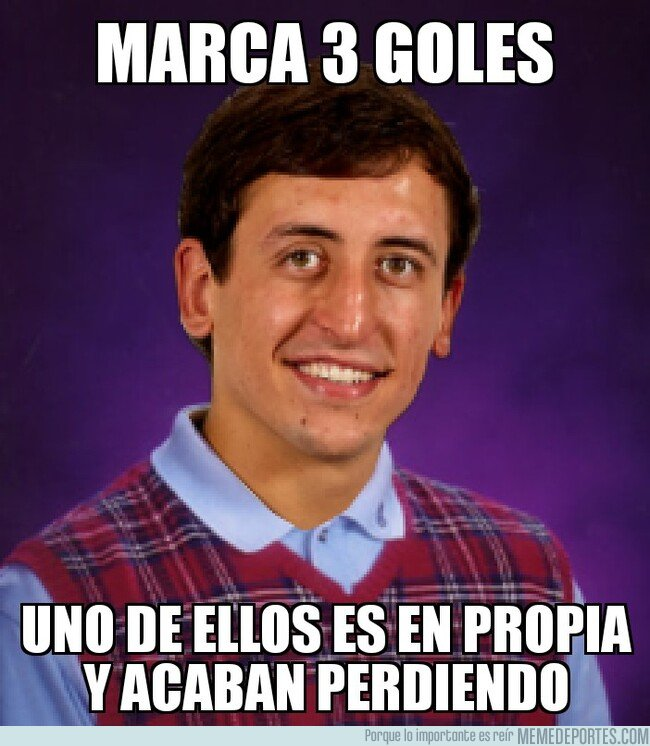 1067609 - Bad Luck Oyarzabal