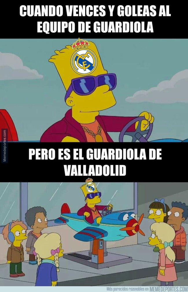 1067618 - Cuando le ganas al equipo de Guardiola