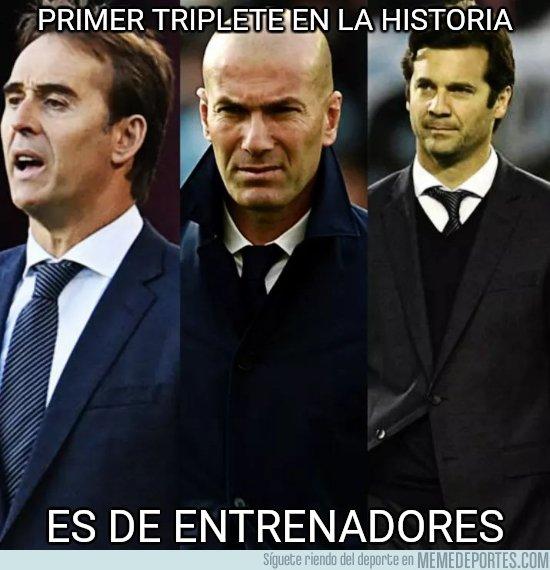 1067693 - Excelente temporada del Madrid