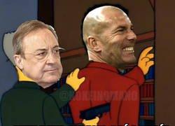 Enlace a Sonríe Zidane