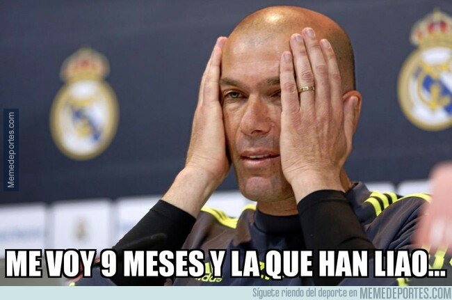 1067744 - Sin Zidane no hay paraíso