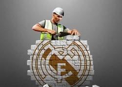 Enlace a Zidane deberá contruir los cimientos blancos de nuevo, por @goalglobal