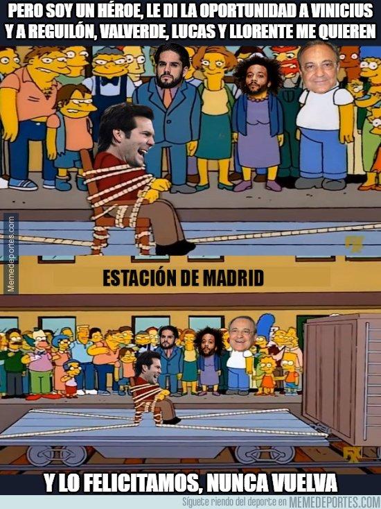 1067804 - Así fue el triste adiós de Santiago Solari del Real Madrid