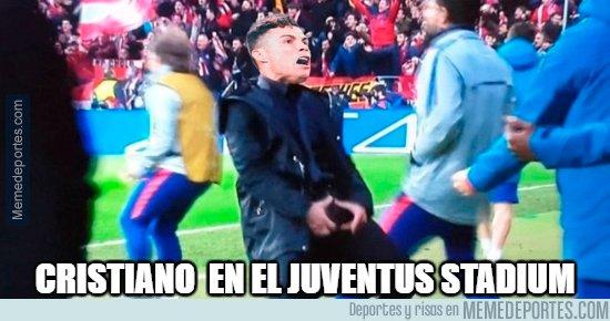 1067859 - Cristiano Ronaldo callando al Cholo