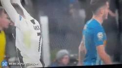 Enlace a Así saca su rabia Cristiano Ronaldo, vendetta